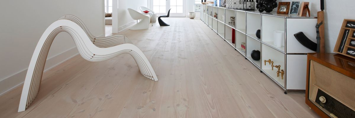 pur natur aspires to make the best wooden floors while acting sustainable.