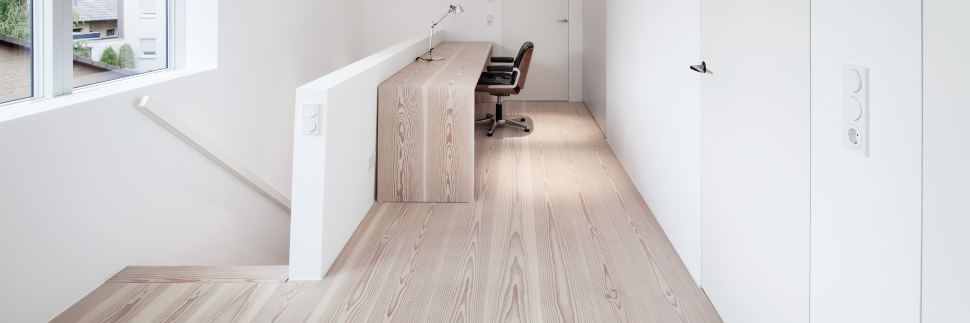 Aesthetic wooden board floors grown and made in Germany.