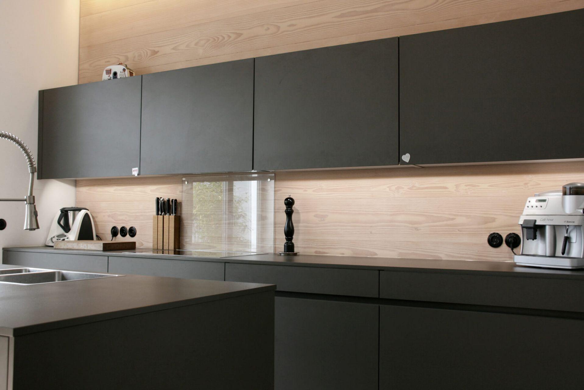 k chenpaneel swalif. Black Bedroom Furniture Sets. Home Design Ideas